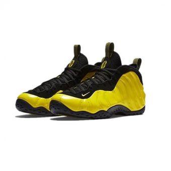 Nike Air Foamposite amarillo