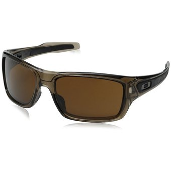 oakley turbine brown