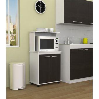 Compra m dulo para microondas bajo italia online linio colombia - Muebles auxiliares para microondas ...