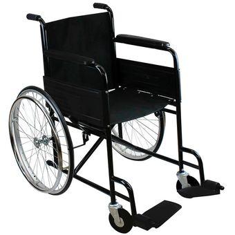 Compra silla de ruedas esmaltada con llantas de hule duro online linio m xico - Minos sillas de ruedas ...