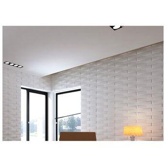 panel decorativo pintable 3d paredes y techos 3d board feelings - Panel Decorativo Pared