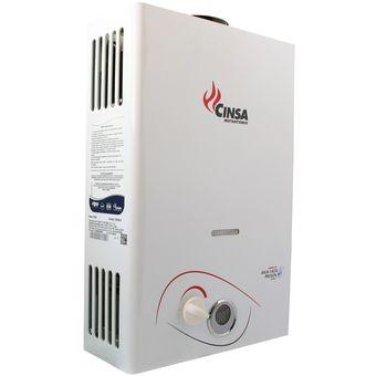 Compra calentador instant neo cinsa cin 06b gas lp 4 - Calentadores de agua baratos ...