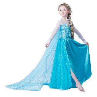 Modelos de vestidos frozen