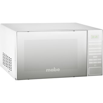 Compra horno microondas 1 1 pies mabe hmm111bs silver for Horno microondas pequeno