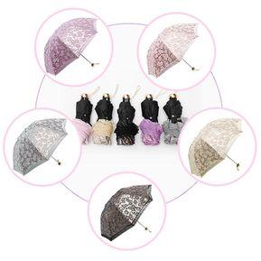 louiwill paraguas parasol plegable de so