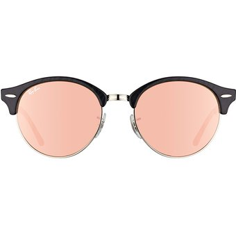 lentes ray ban espejo rosa