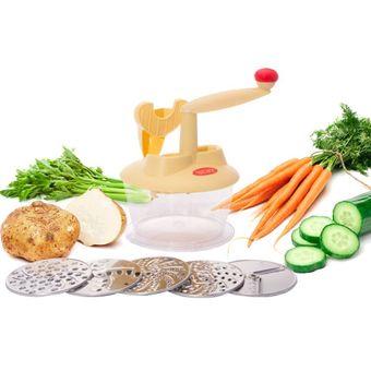 cortador rebanador rayador turmix de verduras frutas disc rvp