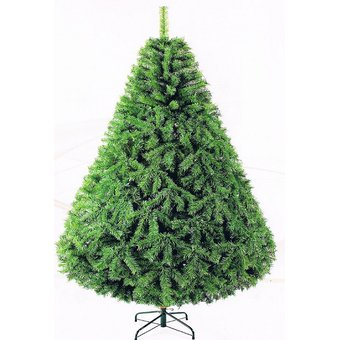 arbol de navidad artificial canadiense 250 mts precios directos de fabrica verde