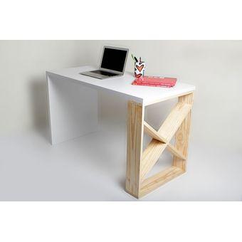 Compra escritorio minimalista blanco online linio colombia - Escritorio para escribir ...