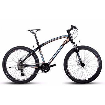 Bicicleta Top Mega Envoy Rodado 26, 24 Vel., Aluminio