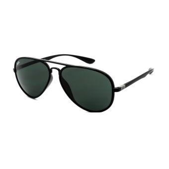 lentes ray ban aviator full color negro