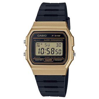 00cc7afe0e1d reloj casio dorado y negro