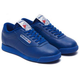 reebok classic azules