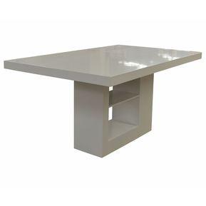 mesa moderna para comedor austria fabou muebles