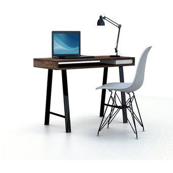 escritorio minimalista con cajon fs estudio col