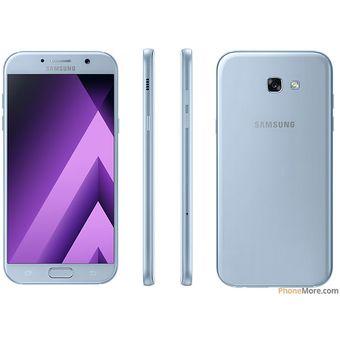 Smartphone Samsung Galaxy  A7 (2017)  4G 32GB-Azul