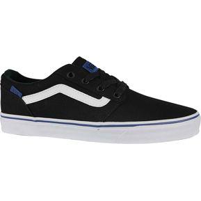 zapatillas vans negras niña