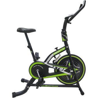 Bicicleta Fija De Ejercicio XT-2 Súper Reforzado De Luxe En Caja