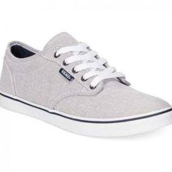 vans zapatillas gris