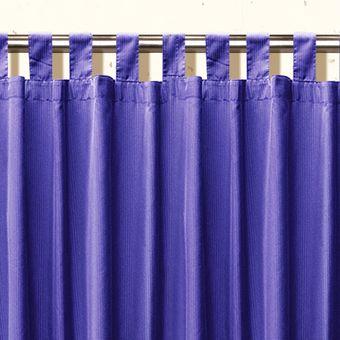 cortinas palma ecobambu morado - Cortinas Moradas