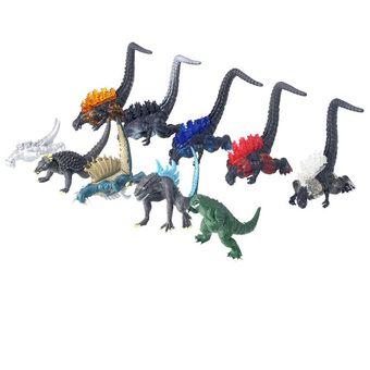 los monstruos de godzilla trendmaster gigan anguirus nios juguetes figura de accin regalo