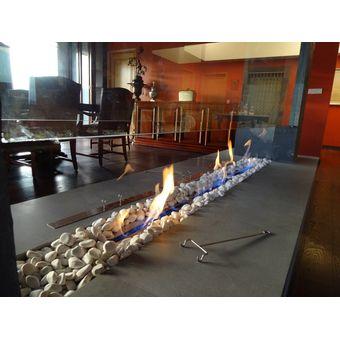chimenea quemador etanol hg fireacero