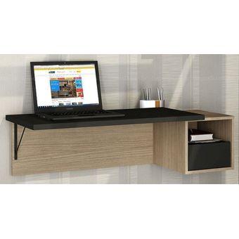 Compra muebles bonno escritorio flotante yorch online for Compra de muebles online