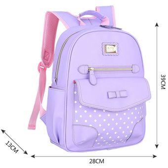 mochilas pequeas infantiles mochilas escolares grado prpura