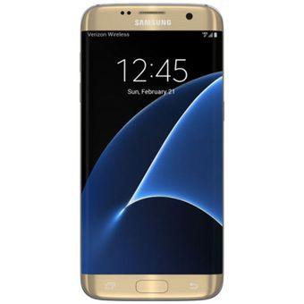 Samsung Galaxy S7 Edge 32GB Video 4K Desbloqueado-Dorado
