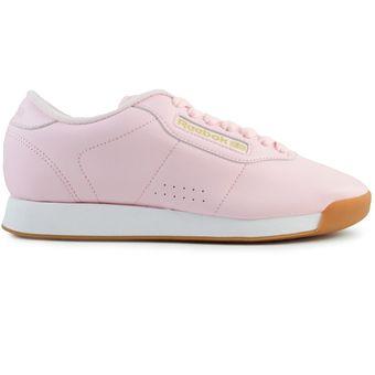 reebok classic princess blanca y rosa