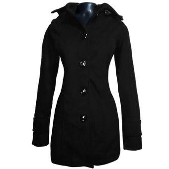 gabn chaqueta pao elegante dama mujer ganesh estilo americano negro