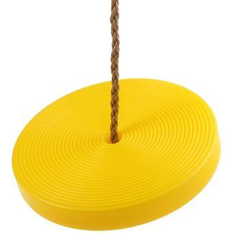 asiento de columpio para nios de plstico que cuelga disco juguetes al aire libre patio de