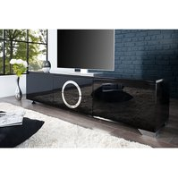 mesas de television diseo moderno con acero c