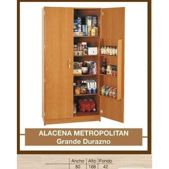 Compra Alacena B B Chocolat Metropolitan Grande Durazno