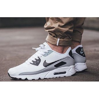 zapatilla blanca nike air max 90 essential