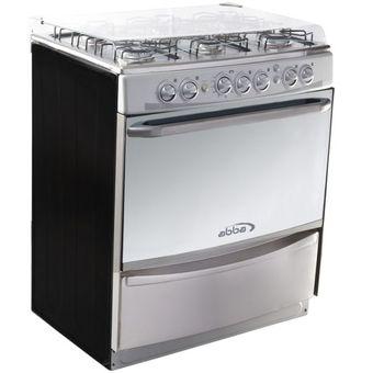 Compra estufa de piso con horno y gratinador 6 puestos for Estufa pellets con horno