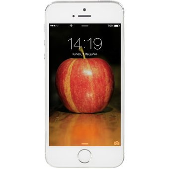 Apple IPhone 5s 16GB-Plateado