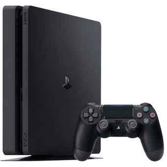 Consola Playstation 4 Ps4 1TB Slim 1 Joystick