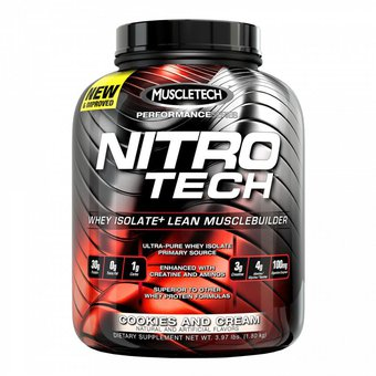 proteina nitro tech lbs muscletech pro