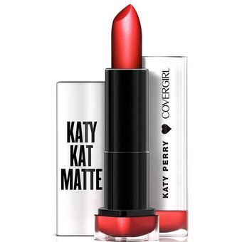 Labial Matte Cover Girl Katty Perry Coral Cat