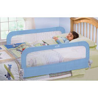 baranda lateral doble para cama de nios summer infant
