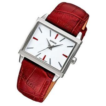 Reloj Casio LTP1334L4A-Rojo
