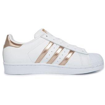 Dorado Blanco Blanco Adidas Zapatos Con Adidas Zapatos IHW2ED9Y