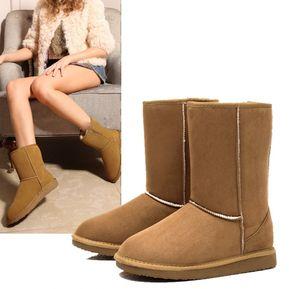 botas de invierno de mujer