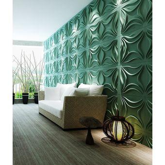 panel decorativo de paredes d wall design cm x cm lily