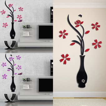 vinil decorativo d para pared diseo de