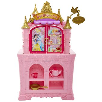 juguete cocina castillo para nia disney princesa royal rosado