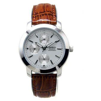 31c75751d7 casio reloj cuero