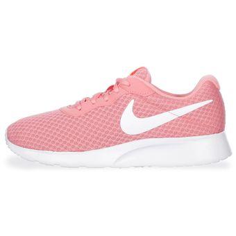 tenis nike gris con rosa