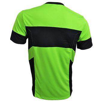 camisetas nike hombre verdes